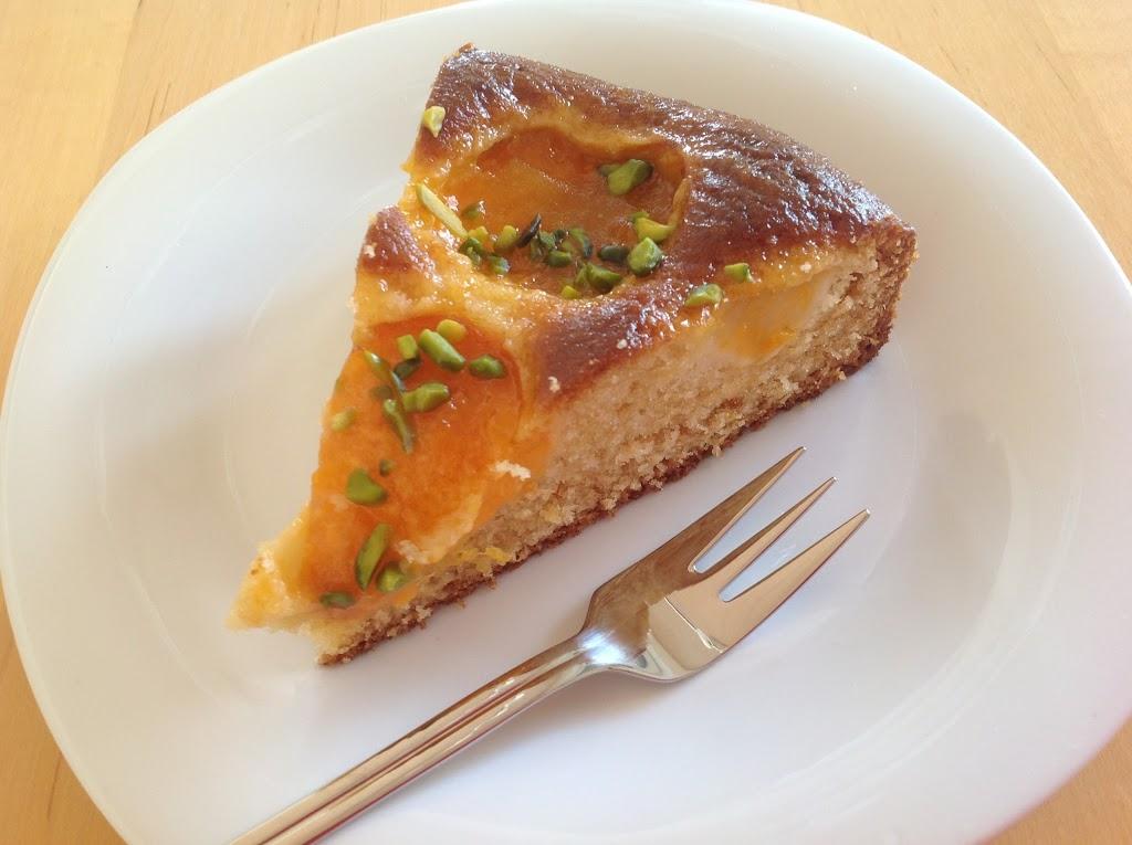 Aprikosen Marzipan Kuchen Danielas Foodblog