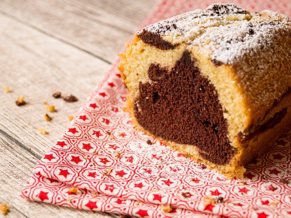 Schnell Schneller Marmorkuchen Danielas Foodblog