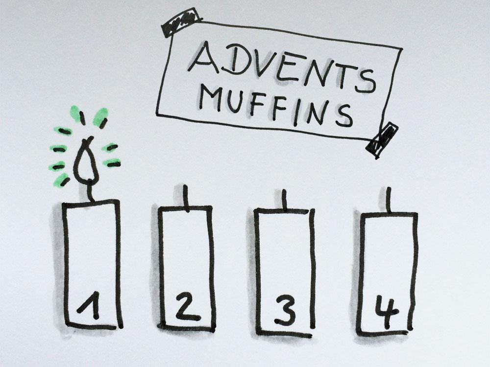 Adventsmuffins_1Advent