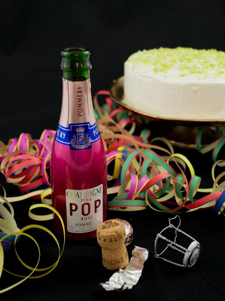 Champagner-Limetten-Törtchen