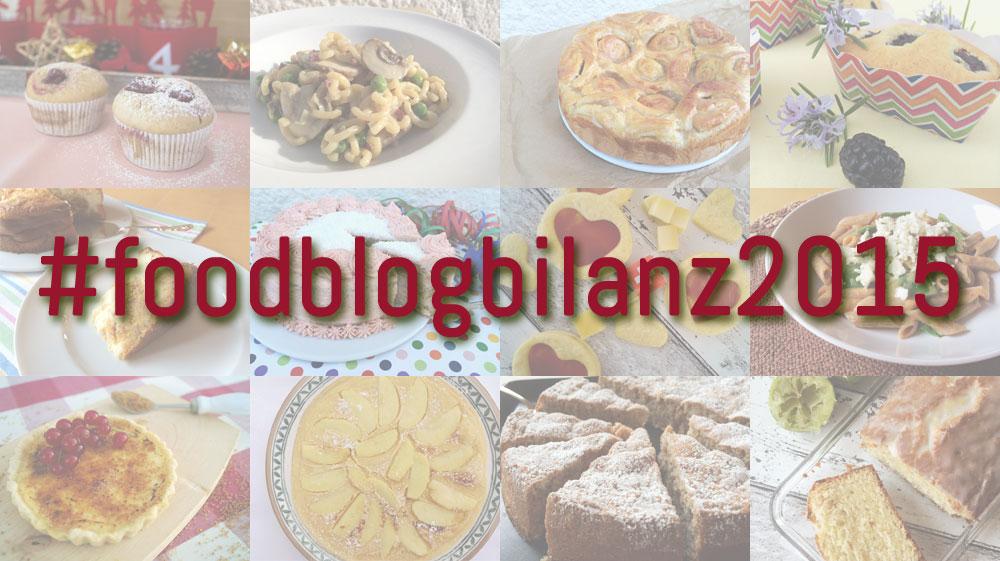 Foodblogbilanz