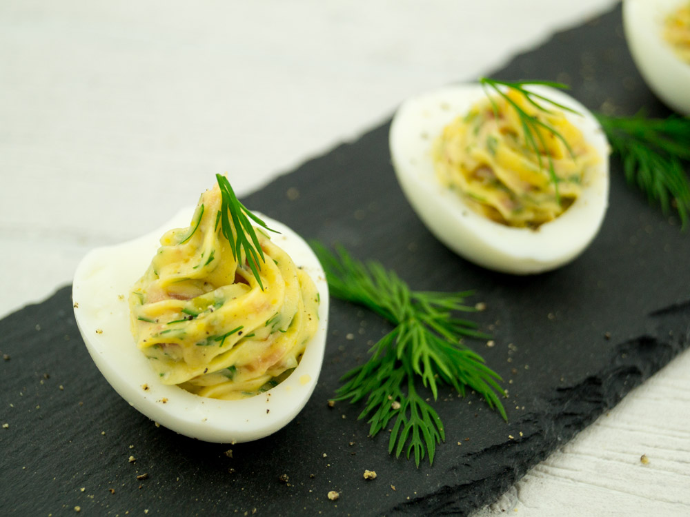 Litauische Eier