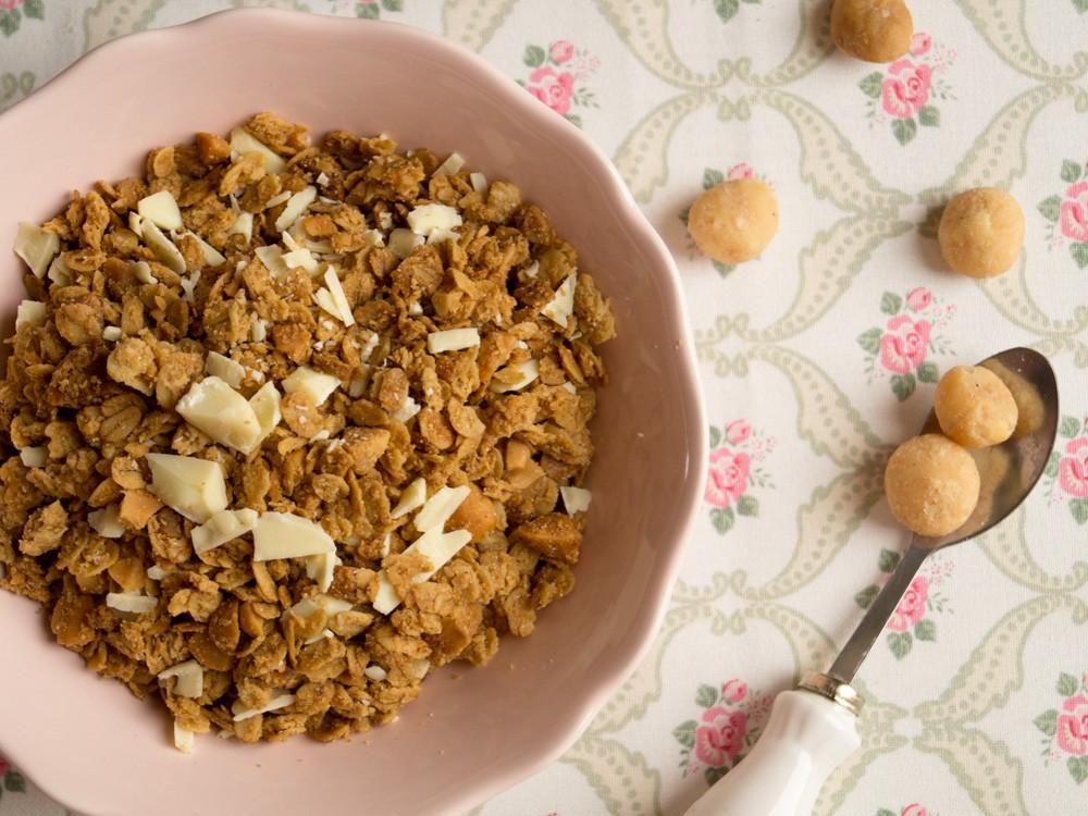 Crunchy-Müsli