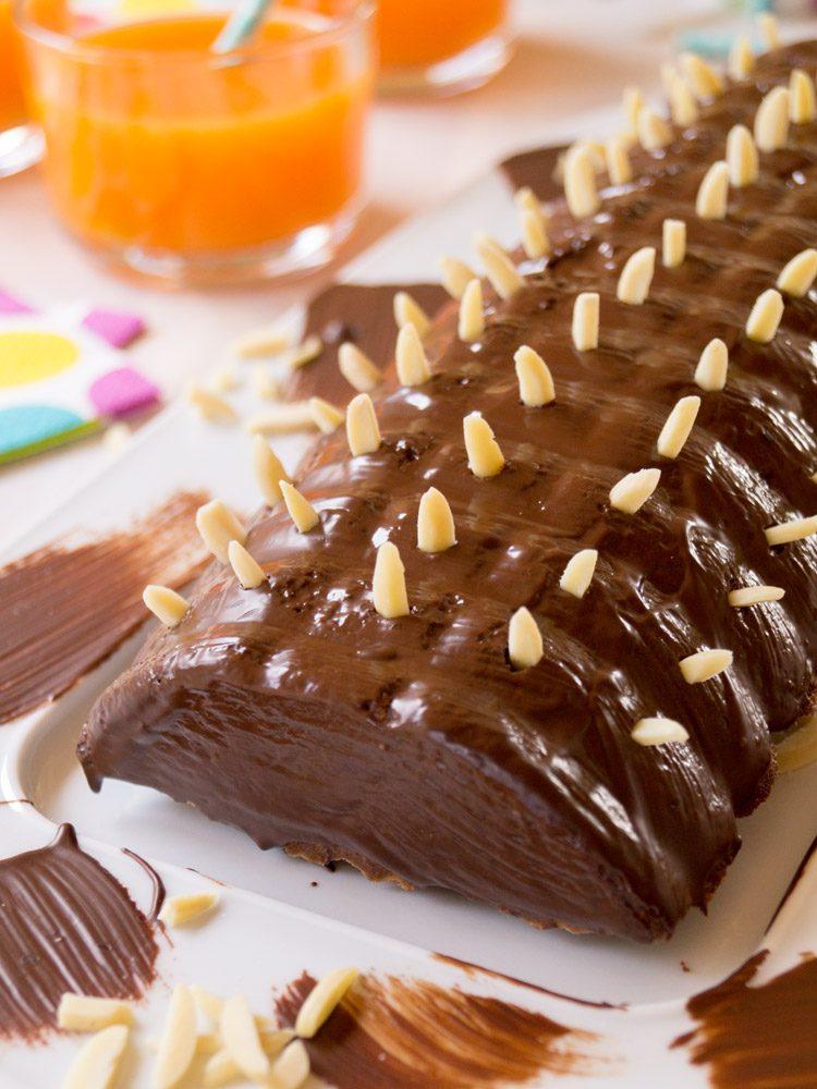 Rehrucken Mein Kinder Geburtstagskuchen Danielas Foodblog