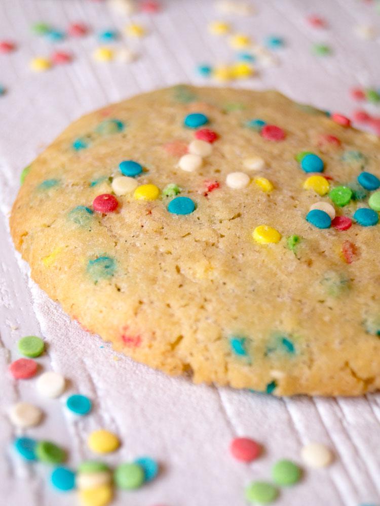 Konfetti-Cookies