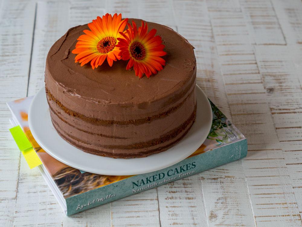 naked cake schoko orangen torte danielas foodblog. Black Bedroom Furniture Sets. Home Design Ideas