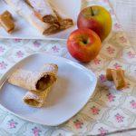 Karamell-Apfeltaschen