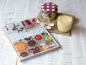 Histaminarme Kokos-Creme mit weißer Schokolade
