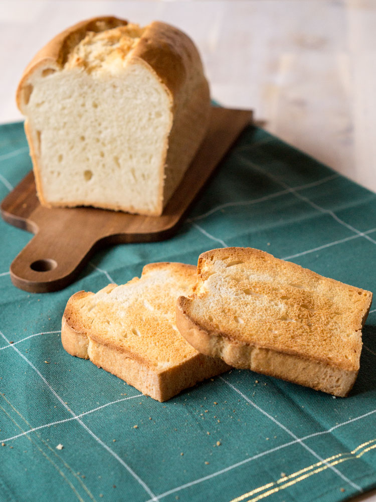 Buttertoast - Toastbrot