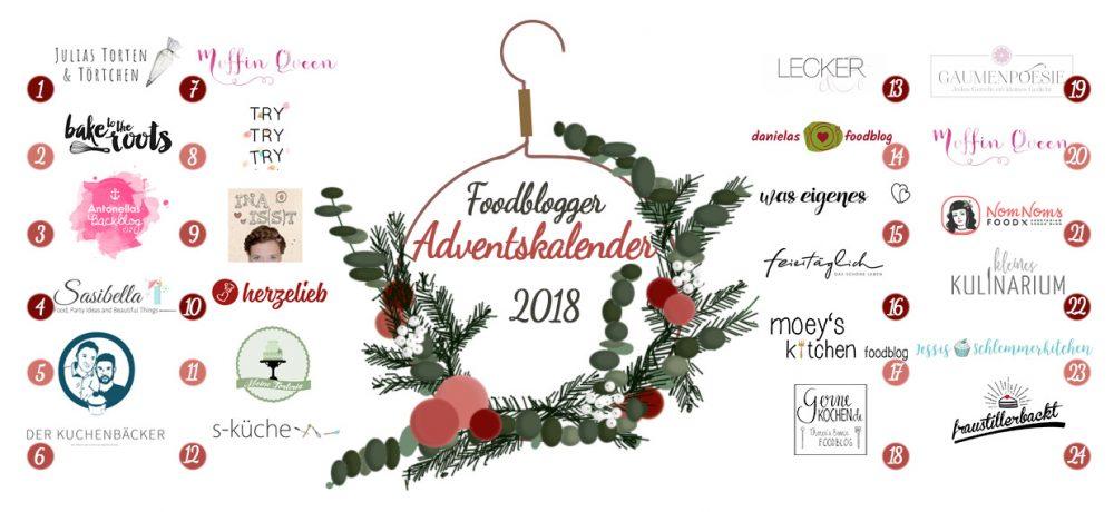 Foodblogger Adventskalender