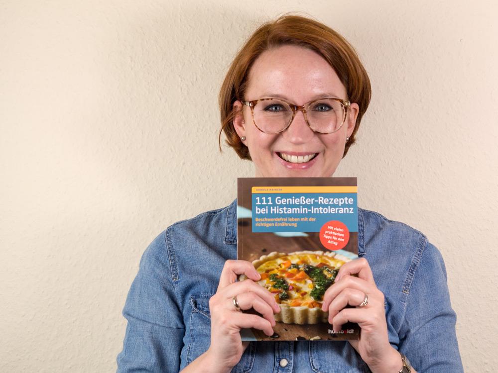 Mein Buch: 111 Genießer-Rezepte bei Histamin-Intoleranz