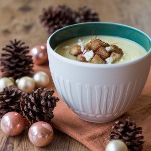 Histaminarme Vorspeise für Weihnachten