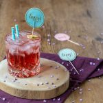 Ingwer-Cranberry-Mocktail