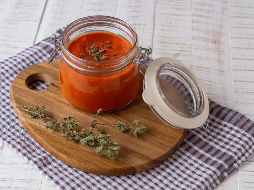 Histaminarme Pizza-Sauce ohne Tomaten