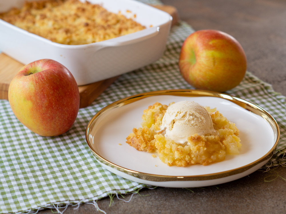 Apple Crumble - histaminarm schlemmen!